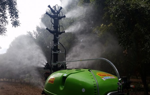 Florida Spraymist Machines
