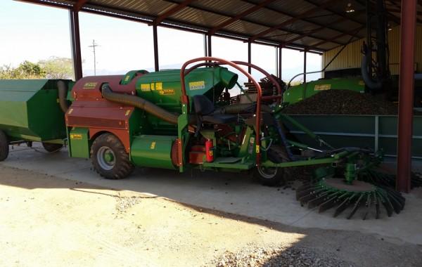 FACMA Harvesting Machines