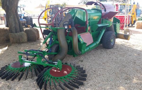 FACMA Nut Harvester