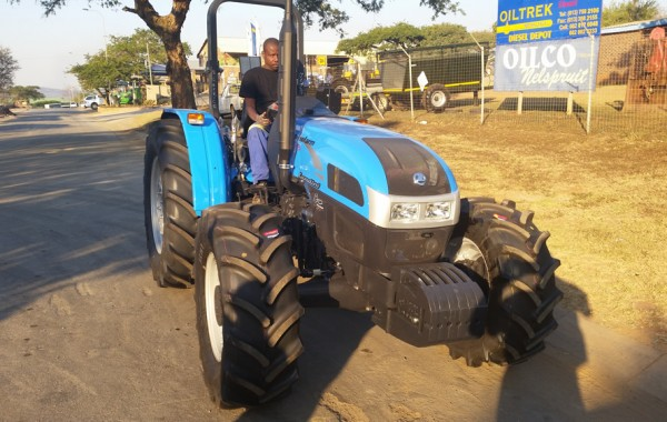 Landini Tractor Dealers Nelspruit