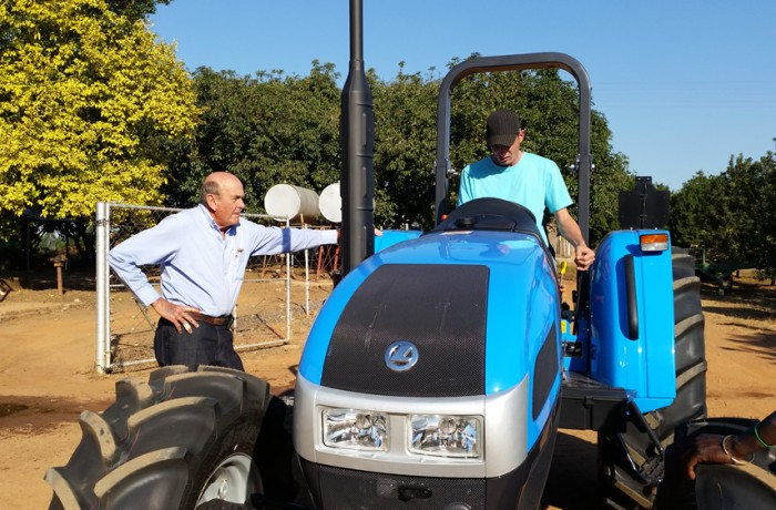 Forest Agri Landini Suppliers