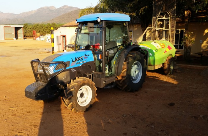 Landini Tractor Brand