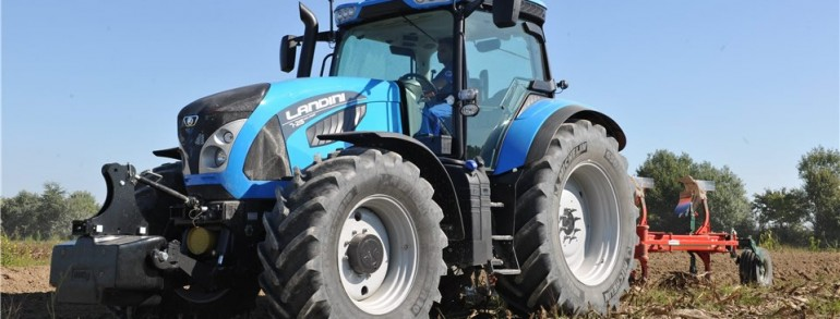 Farming Tractors – Landini